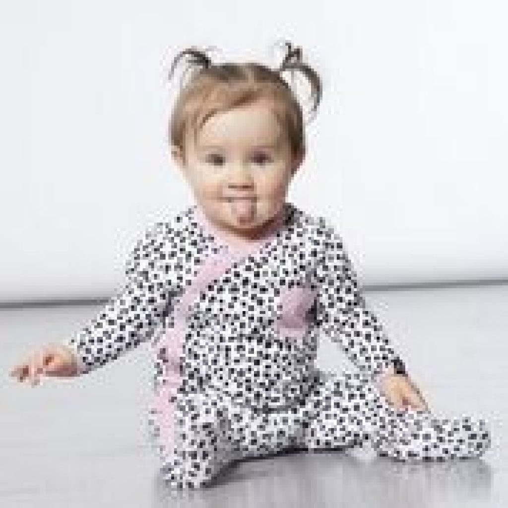 pyjama léopard