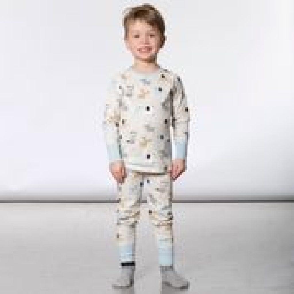 Pyjama 2 pièce de chats