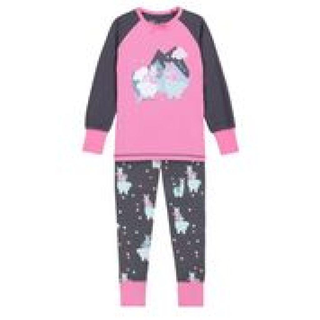 Pyjama 2 pièce de lama