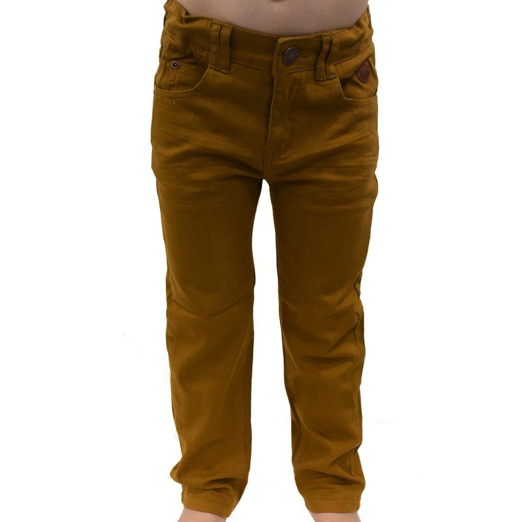 Pantalon  skateboard Caramel