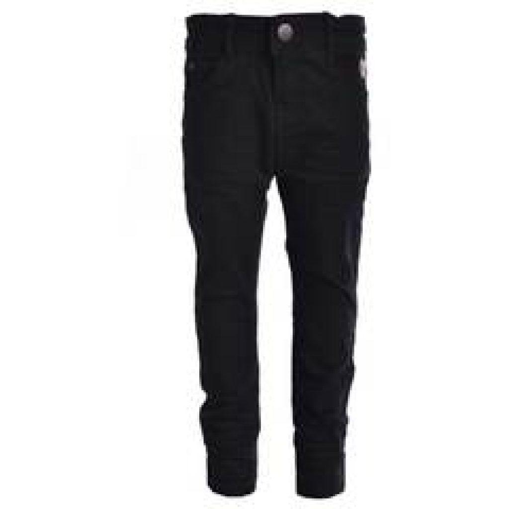 Pantalon skinny noir Lp Apparel