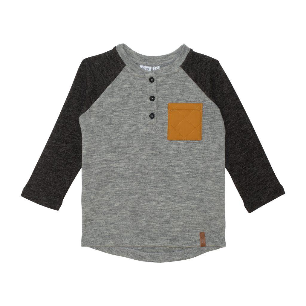 Chandail en jersey avec poche